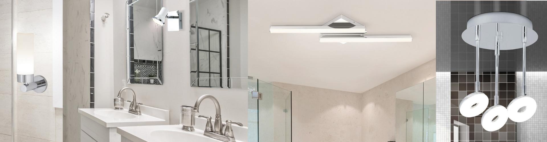 Vonios kambario šviestuvai